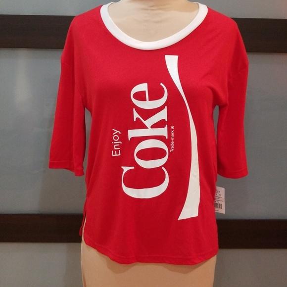 e3f3a64d Coca Cola Tops | Coke T Shirt | Poshmark